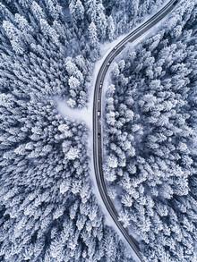 Konrad Paruch, Road trip in the Winter Wonderland (Polen, Europa)