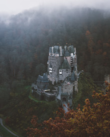 Quentin Strohmeier, A Castle On The Hill (Germany, Europe)