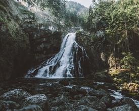 Quentin Strohmeier, The Gollinger Waterfall (Österreich, Europa)