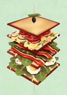 Sjoerd Piepenbrink, Club Sandwich (Netherlands, Europe)