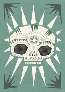 Sjoerd Piepenbrink, Sugar skull II (Niederlande, Europa)