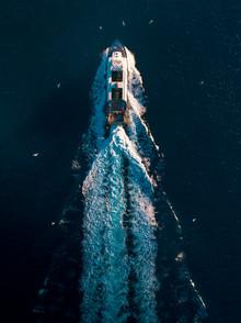 Konrad Paruch, Boat chaser (Großbritannien, Europa)