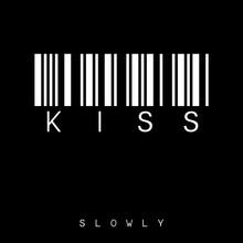 barcode kiss - fotokunst von Steffi Louis