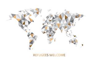 Sabrina Ziegenhorn, refugees welcome (Deutschland, Europa)