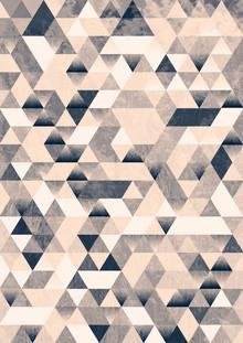 Sabrina Ziegenhorn, Dreiecke monochrom (Deutschland, Europa)