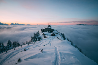 Sebastian 'zeppaio' Scheichl, The house above the clouds (Germany, Europe)