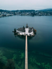 Sebastian 'zeppaio' Scheichl, The castle in the lake (Austria, Europe)