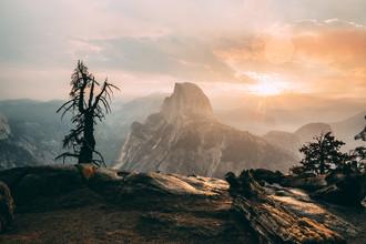 Sebastian 'zeppaio' Scheichl, Sonnenaufgang im Yosemite (Vereinigte Staaten, Nordamerika)