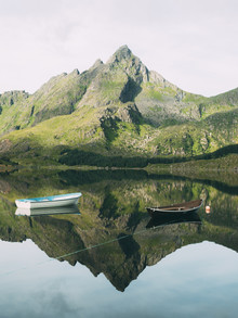 Sebastian 'zeppaio' Scheichl, Calm mornings in Norway (Norway, Europe)
