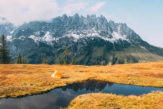 Sebastian 'zeppaio' Scheichl, Camping with a view (Austria, Europe)