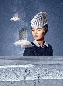Suche nach einem Haus - fotokunst von Serg Nehaev