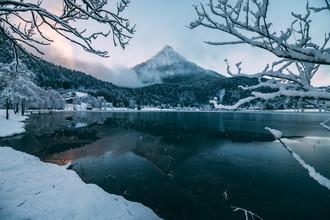 Sebastian 'zeppaio' Scheichl, Winterly reflection (Austria, Europe)