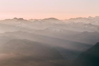 Sebastian 'zeppaio' Scheichl, Austrian mountain panorama (Austria, Europe)