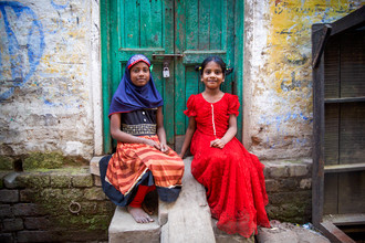 Miro May, Sisters in Color (India, Asia)