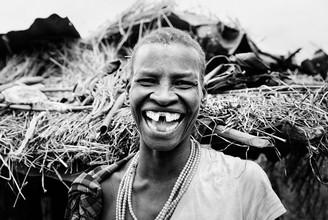 Victoria Knobloch, Ugandan happiness (Uganda, Africa)