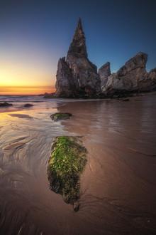 Jean Claude Castor, Portugal Praia da Ursa (Portugal, Europa)