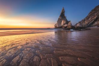 Jean Claude Castor, Praia da Ursa in Portugal (Portugal, Europa)