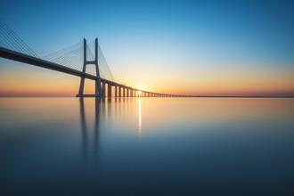 Jean Claude Castor, Ponte Vasco da Gama in Lissabon (Portugal, Europa)