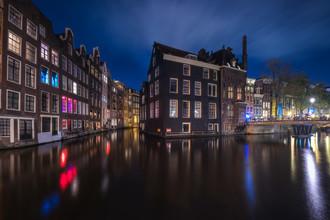 Jean Claude Castor, Amsterdam Rotlichtviertel (Niederlande, Europa)