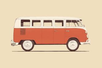 Florent Bodart, Red Van (France, Europe)