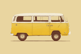 Florent Bodart, Yellow Van (France, Europe)