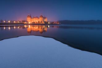 Martin Wasilewski, Winter Dream in Moritzburg (Germany, Europe)