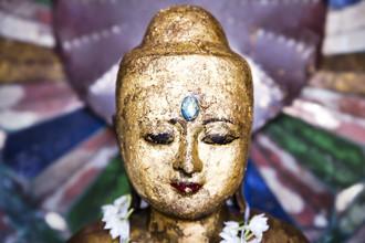 Victoria Knobloch, Leuchtender Buddha! (Myanmar, Asien)