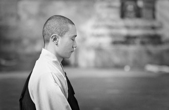 Victoria Knobloch, Meditation (India, Asia)