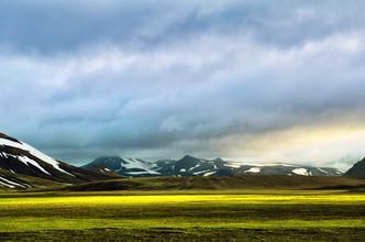 Victoria Knobloch, Isländischer Morgen (Island, Europa)