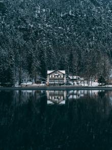 Sebastian 'zeppaio' Scheichl, The house at the lake (Germany, Europe)