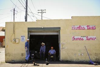 Jakob Berr, Mexican tire shop, Denver, USA (Vereinigte Staaten, Nordamerika)