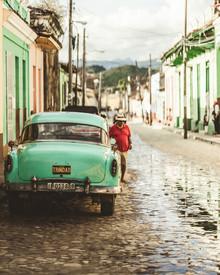 Trinidad streets - fotokunst von Dimitri Luft