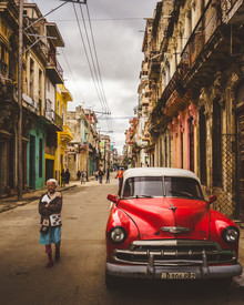 Old Habana - Fineart photography by Dimitri Luft