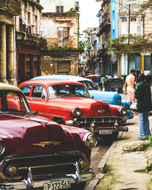 Colorful Havana - Fineart photography by Dimitri Luft