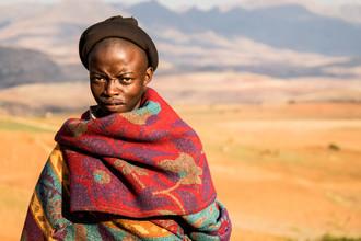 Steffen Rothammel, The Shepherd (Lesotho, Africa)