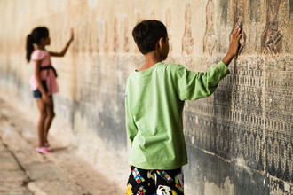 Steffen Rothammel, Fühlen der Vergangenheit (Kambodscha, Asien)