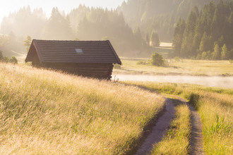 Martin Wasilewski, Golden Morning in the Mountains (Germany, Europe)