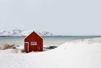 Victoria Knobloch, Winterliche Einsameit (Norwegen, Europa)