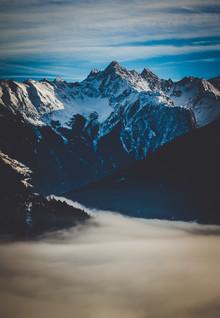 Mountainlife - fotokunst von Manuel Prantl