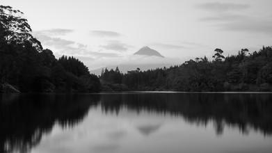 LAKE MANGAMAHOE - fotokunst von Christian Janik