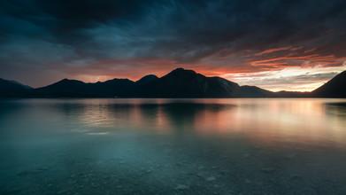 Martin Wasilewski, Red Sunset Lightning (Germany, Europe)