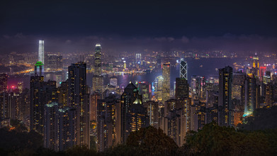 Hong Kong - Fineart photography by Pascal Deckarm