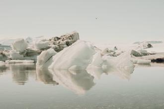 Jökulsarlon III - Fineart photography by Pascal Deckarm