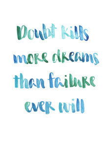 Verena Prechsl, Doubt kills (Germany, Europe)