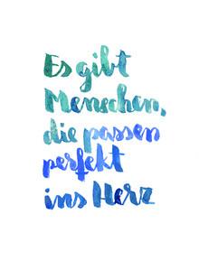 Verena Prechsl, Perfekt ins Herz (Deutschland, Europa)