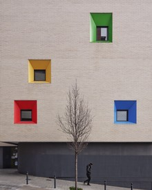 Roc Isern, Basic color palette (Spanien, Europa)