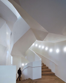 Roc Isern, The white staircase (Spain, Europe)
