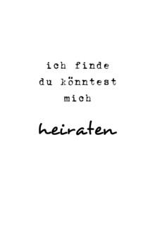 Steffi Louis, Ich finde ... (Deutschland, Europa)