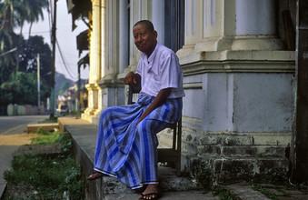 Martin Seeliger, Vor der Rushhour (Myanmar, Asien)