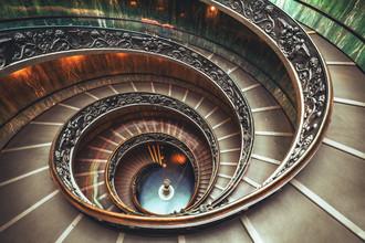 Jean Claude Castor, Rom magische Treppe (Vatikanstadt, Europa)